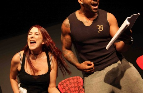 'God Racket' musical with Richard Blackwood