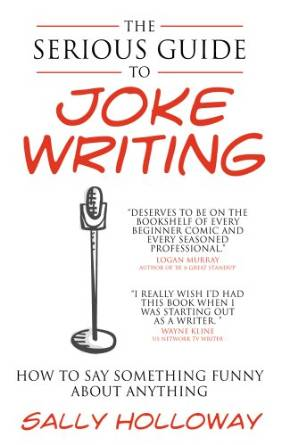 serious guide to joke writing